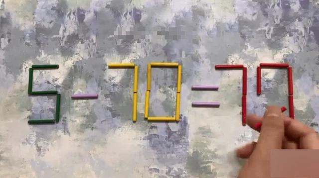 Làm thế nào để 5 - 70 = 70 trở thành phép tính đúng? Nghĩ ra đáp án trong vòng 1 phút thì chứng tỏ bộ óc của bạn ở tầm đỉnh cao - Ảnh 1.