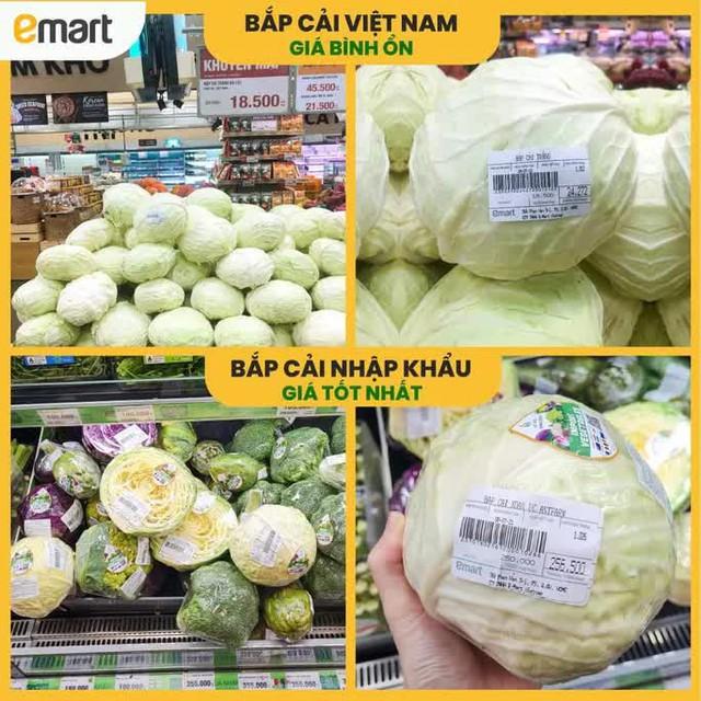 Thực hư siêu thị bán bắp cải 250.000 đồng/kg trong mùa dịch  - Ảnh 1.