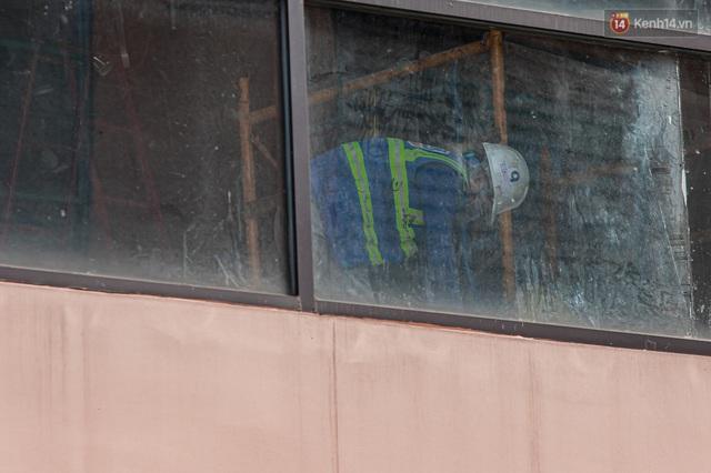 Ảnh: Cận cảnh toà nhà Thuận Kiều Plaza, nơi chuẩn bị được trưng dụng làm bệnh viện dã chiến điều trị COVID-19 - Ảnh 14.