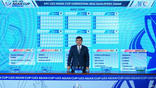 Bốc thăm vòng loại U23 châu Á: U23 Việt Nam sáng cửa đi tiếp, Trung Quốc rơi vào bảng tử thần - Ảnh 3.
