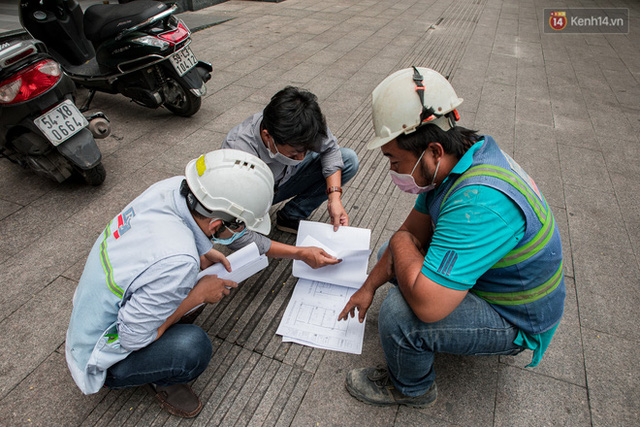 Ảnh: Cận cảnh toà nhà Thuận Kiều Plaza, nơi chuẩn bị được trưng dụng làm bệnh viện dã chiến điều trị Covid-19 - Ảnh 6.
