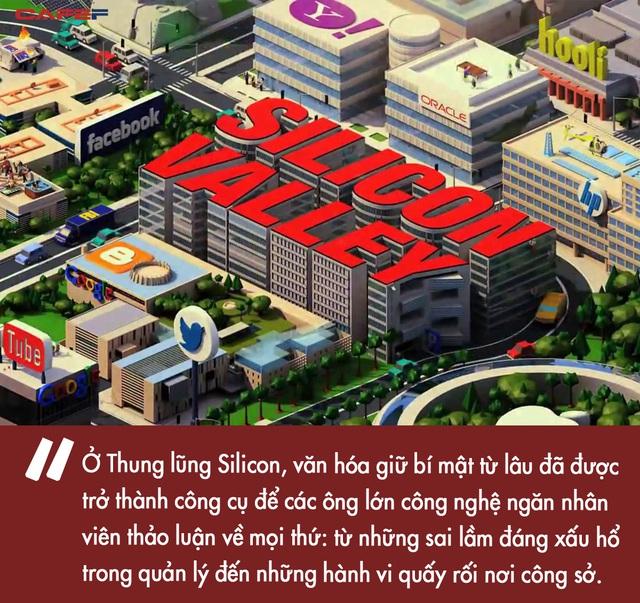 Tôi không thể nói về vấn đề này: Văn hóa im lặng đáng sợ tại Thung lũng Silicon, nơi các ông lớn công nghệ bịt miệng nhân viên suốt đời chỉ bằng vài tờ giấy - Ảnh 4.