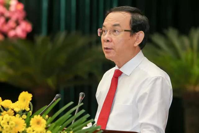 Kết luận quan trọng của Bí thư Thành ủy TP HCM về Chỉ thị 12  - Ảnh 1.