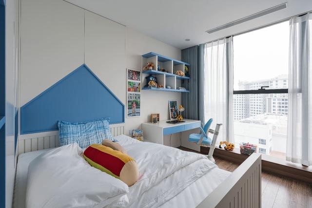 Khám phá căn hộ duplex sở hữu tầm view bao trọn sông Hồng trong khu nhà giàu bậc nhất Hà Nội - Ảnh 9.