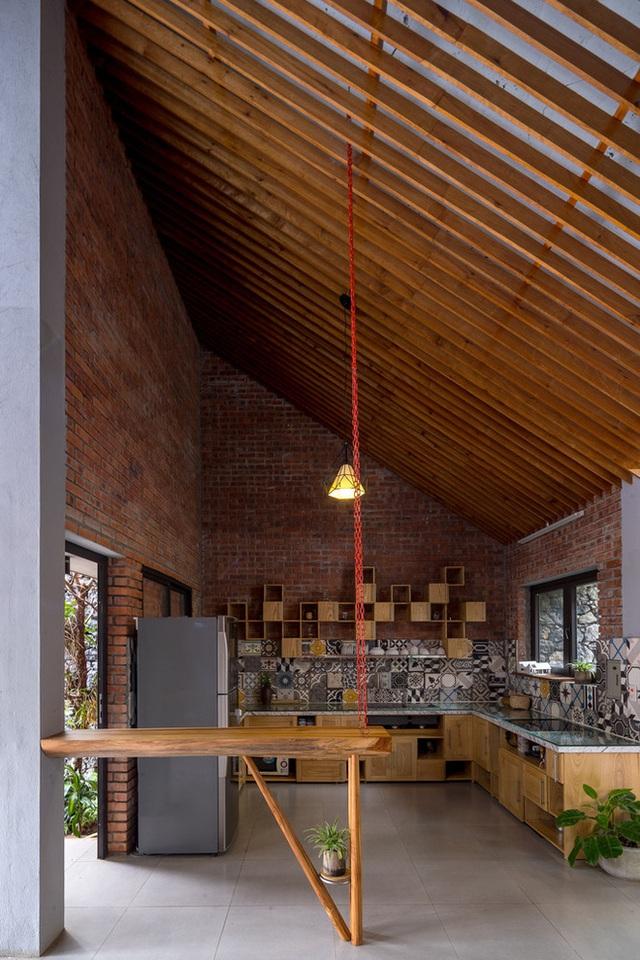 Ngôi nhà gạch thiết kế ngẫu hứng trên sườn đồi ở Sơn La xuất hiện trên báo Mỹ - Ảnh 18.