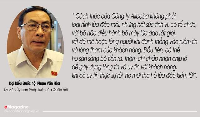 """Địa ốc Alibaba đưa hàng nghìn bị hại… """"sập bẫy"""" - Ảnh 9."""