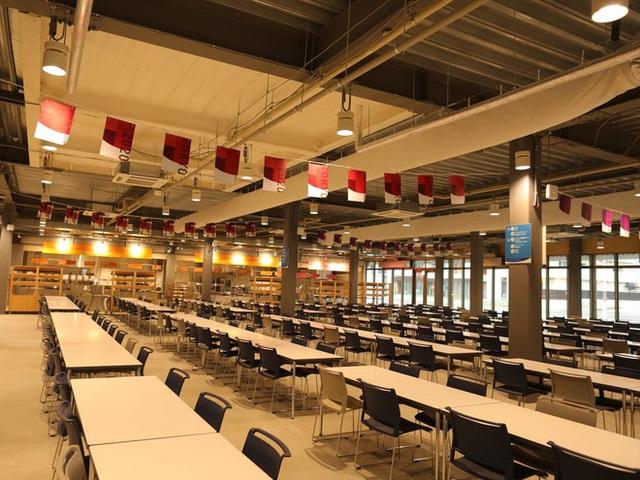 Hé lộ bữa ăn người Nhật đãi các VĐV Olympic: Ngày nào cũng 700 món, có cả phở bò Việt Nam - Ảnh 10.