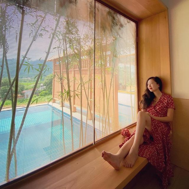 Bỏ phố về rừng, đôi vợ chồng trẻ đầu tư hơn 4 tỷ mua đất, xây ngôi nhà mang phong cách Nhật Bản đẹp như mơ - Ảnh 7.