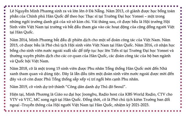 8X Đà Nẵng được báo chí Hàn gọi là super woman: Cánh diều bay cao nhờ ngược gió, tôi tin rằng nghịch cảnh và thử thách là cơ hội để thành công - Ảnh 1.