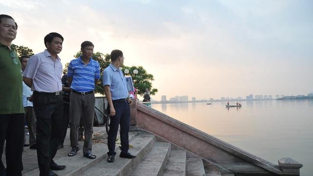 Vợ ông Nguyễn Đức Chung tự ký giả chữ ký con trai để lập công ty bán Redoxy-3C độc quyền cho Hà Nội - Ảnh 1.