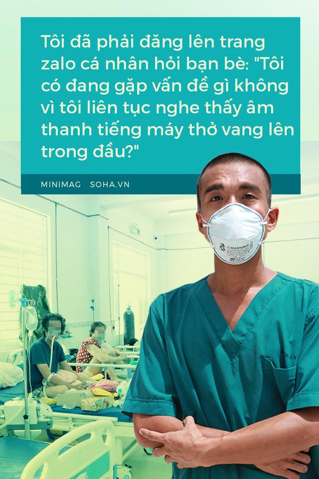 """Bác sĩ hồi sức sáng kiến ra bồn chứa 32 tấn oxy cứu F0: """"Cả khi ngủ, tôi vẫn liên tục nghe tiếng máy thở vang trong đầu!"""" - Ảnh 3."""