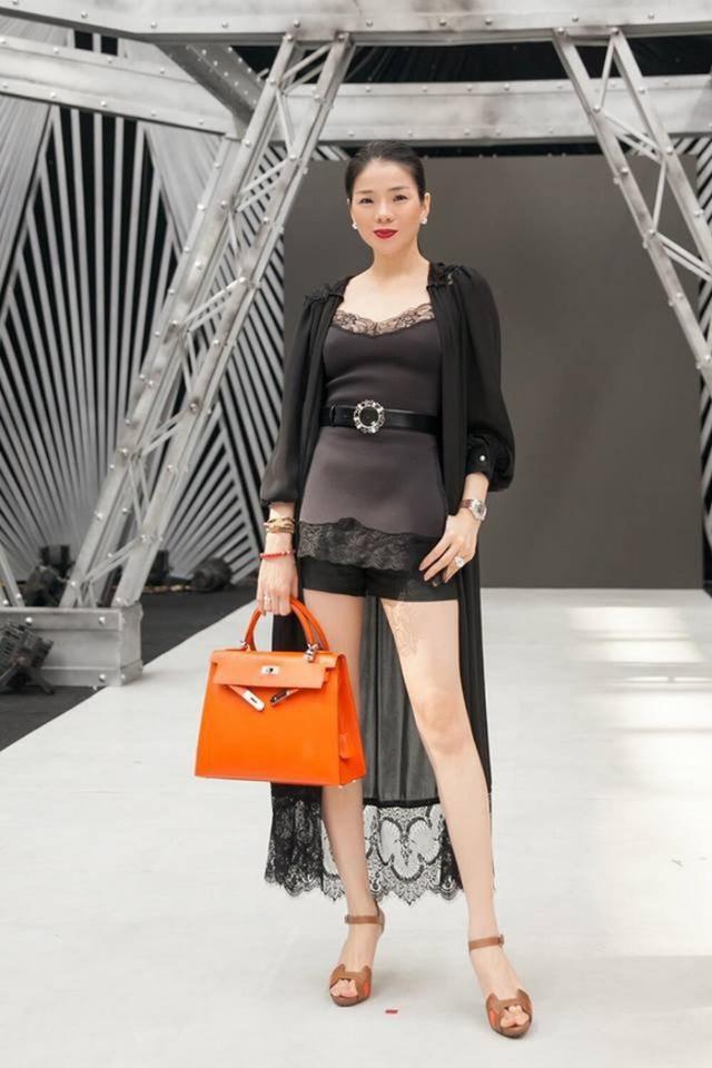 Lệ Quyên góp túi xách Hermès trị giá hơn 300 triệu đồng, hiệu ứng của Quỹ Hạt Vừng đang lan toả mạnh mẽ  - Ảnh 4.