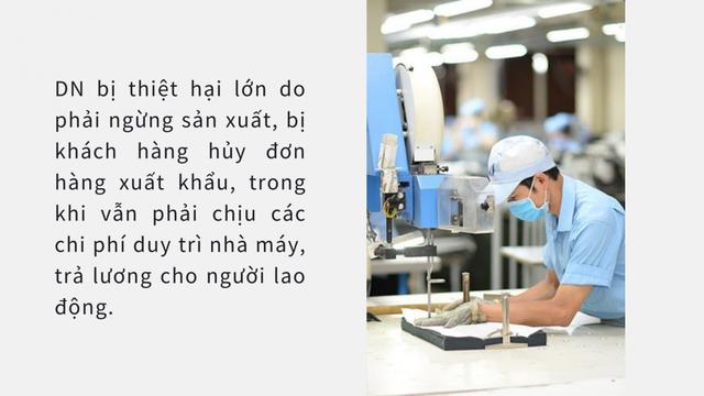 Dệt may Việt Nam: Áp lực từ ngưng trệ sản xuất, thiếu lao động - Ảnh 4.