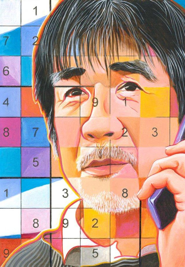 Cha đẻ của Sudoku qua đời - Ảnh 1.