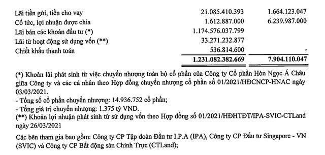 IPA Group lãi đột biến hơn 1.150 tỷ trong quý 2 nhờ thoái vốn khỏi Hòn Ngọc Á Châu - Ảnh 2.