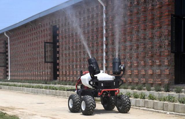 Nuôi lợn ở Trung Quốc: Lợn ở trong khách sạn 13 tầng, hệ thống kiểm soát nhiệt độ và độ ẩm tự động, kiểm soát ra vào nghiêm ngặt - Ảnh 2.