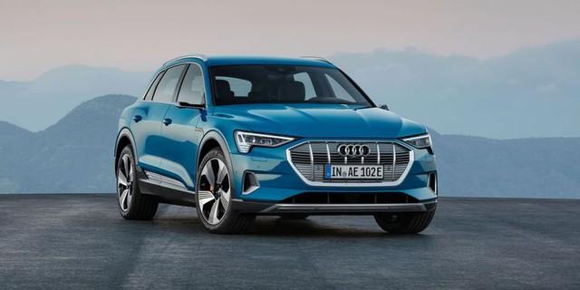 10 mẫu SUV điện đáng tiền nhất năm 2021 - Ảnh 1.