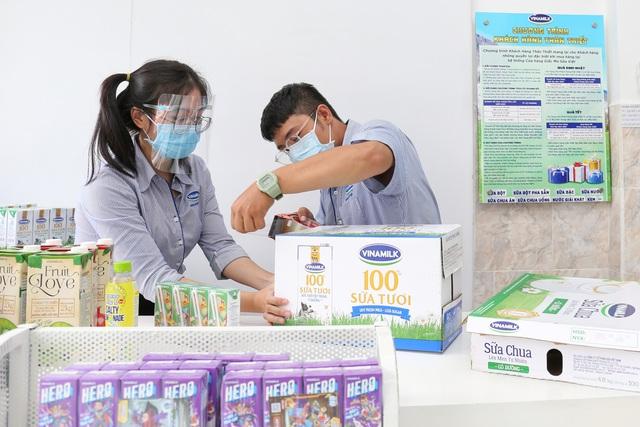 San sẻ khó khăn mùa dịch, Vinamilk hỗ trợ sản phẩm dinh dưỡng thiết yếu nhằm trợ giá người tiêu dùng lên đến gần 170 tỷ đồng - Ảnh 2.