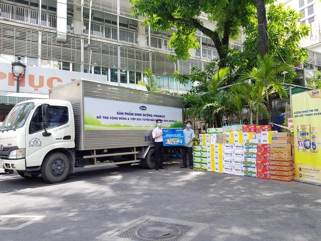 San sẻ khó khăn mùa dịch, Vinamilk hỗ trợ sản phẩm dinh dưỡng thiết yếu nhằm trợ giá người tiêu dùng lên đến gần 170 tỷ đồng - Ảnh 6.