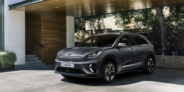 10 mẫu SUV điện đáng tiền nhất năm 2021 - Ảnh 10.