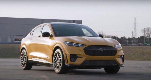 10 mẫu SUV điện đáng tiền nhất năm 2021 - Ảnh 7.