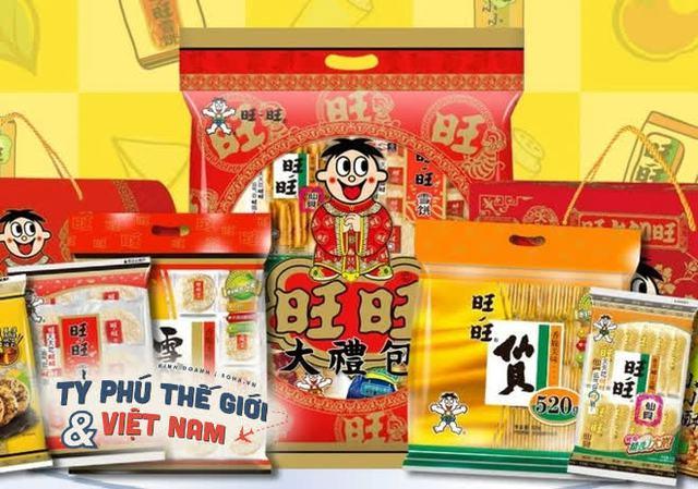 """Cuộc đời kỳ lạ của Vua bánh gạo Đài Loan và quyết định """"kết duyên"""" với Việt Nam - Ảnh 1."""