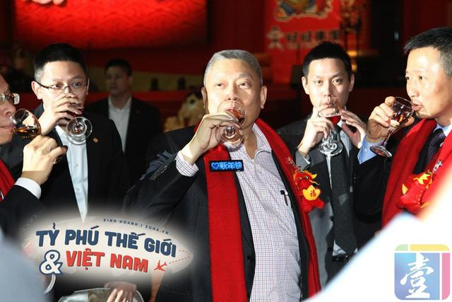 """Cuộc đời kỳ lạ của Vua bánh gạo Đài Loan và quyết định """"kết duyên"""" với Việt Nam - Ảnh 2."""