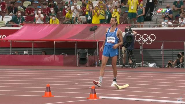 Lãng tử Italy vô địch nhảy cao Olympic Tokyo cùng linh vật đặc biệt - biểu tượng của sự vươn lên từ tro tàn - Ảnh 2.
