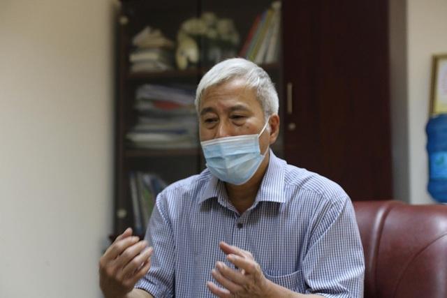 Phó Giám đốc CDC Hà Nội: Tổng lực bóc hết F0 nằm rải rác tại cộng đồng để giảm nguy cơ lây nhiễm - Ảnh 1.