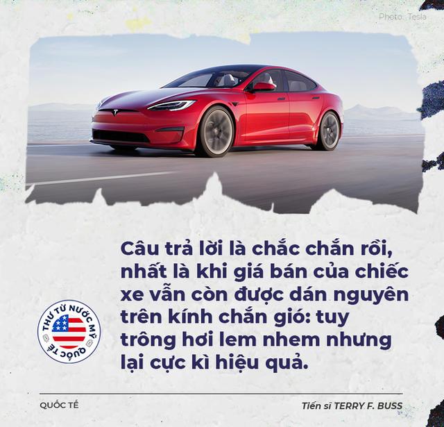 Thư từ nước Mỹ: Tôi đã ngậm ngùi gạt cái tên Tesla Model S ra khỏi ý nghĩ chỉ bằng 1 phép tính đơn giản như thế nào? - Ảnh 4.