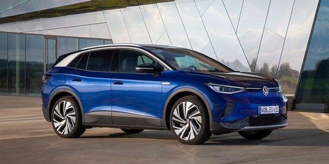 10 mẫu SUV điện đáng tiền nhất năm 2021 - Ảnh 6.