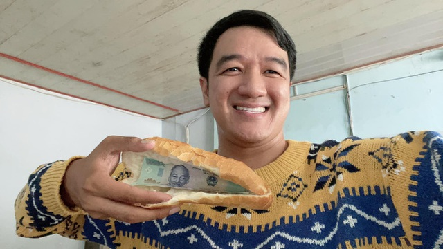 Danh tính người đàn ông tặng 500k giấu trong ổ bánh mì: Đã trao đi gần 2 tỷ, tiết lộ lý do không trực tiếp đưa tiền - Ảnh 4.