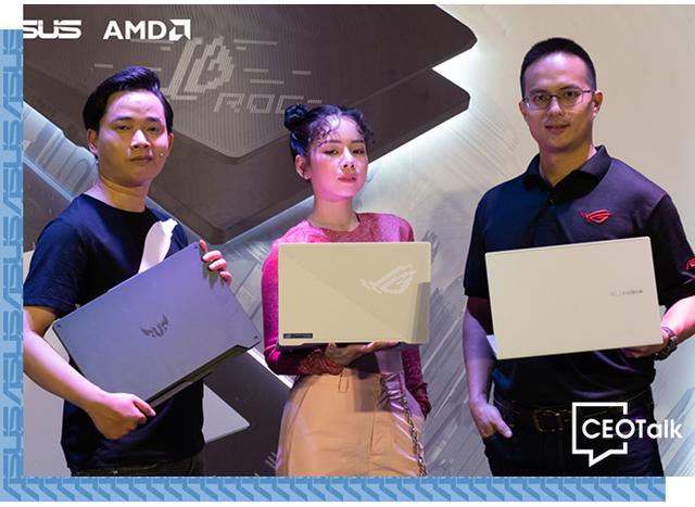 CEO Asus Việt Nam: Trong giai đoạn này, laptop chính là hàng thiết yếu - Ảnh 5.
