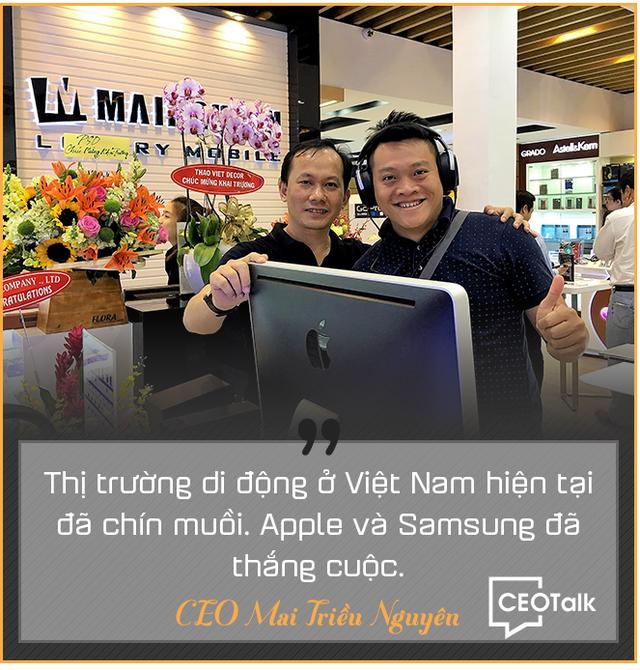 CEO Mai Triều Nguyên: Từ bán đĩa CD đến điện thoại Vertu, Mobiado giá hàng trăm triệu đồng - Ảnh 8.