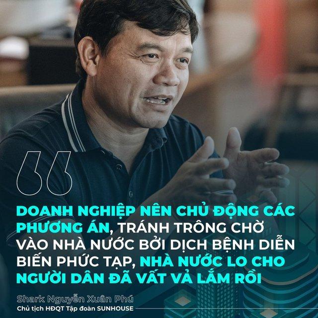 Shark Phú ủng hộ 800 triệu đồng vào ATM F0, quỹ hỗ trợ kinh phí cho các F0 khỏi bệnh quay lại bệnh viện hỗ trợ y bác sĩ chống dịch - Ảnh 2.
