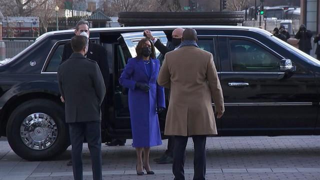 Phó Tổng thống Mỹ đi lại như thế nào, được đảm bảo an ninh ra sao trong những chuyến công du? - Ảnh 1.