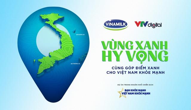 Vùng xanh hy vọng – Dự án đặc biệt nối tiếp chiến dịch Bạn khỏe mạnh, Việt Nam khỏe mạnh của Vinamilk - Ảnh 2.