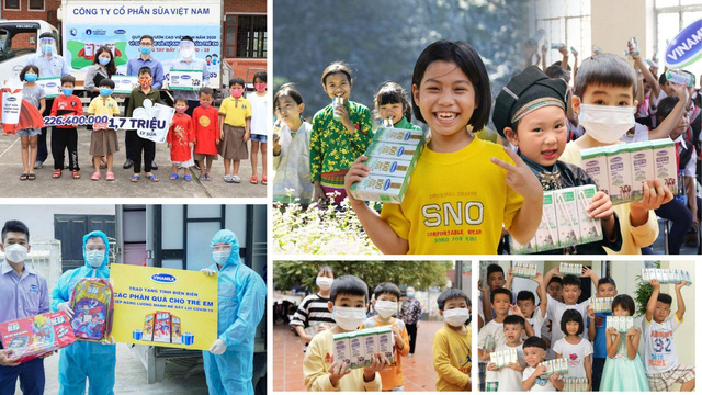 Vùng xanh hy vọng – Dự án đặc biệt nối tiếp chiến dịch Bạn khỏe mạnh, Việt Nam khỏe mạnh của Vinamilk - Ảnh 4.