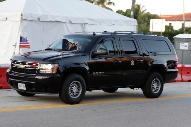 Công du Việt Nam và các nước Đông Nam Á, Phó Tổng thống Mỹ Kamala Harris đi xe gì? - Ảnh 3.