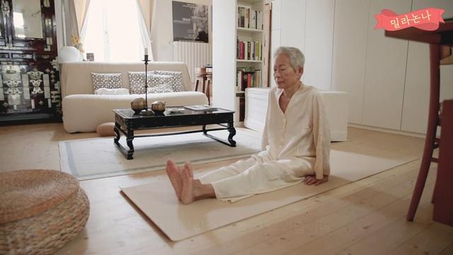 Khám phá bí quyết duy trì sức khỏe và vóc dáng của cụ bà Hàn Quốc gần 70 tuổi sở hữu 800.000 followers trên YouTube - Ảnh 11.