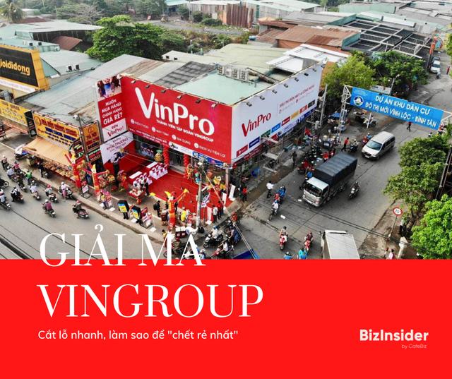 """Giải mã chiến lược phía sau những cú """"đóng nhanh, cắt gọn"""" của Vingroup: Bán VinMart, VinEco cho Masan, dừng sản xuất Vsmart, giải thể nhanh Vinpro, Adayroi,... - Ảnh 3."""
