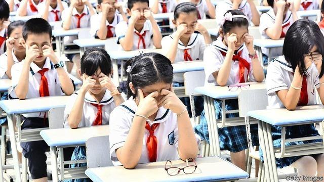 Đừng đánh đổi bất kỳ điều gì với tầm nhìn của con: Chưa đi học trẻ vẫn có thể bị cận thị, cha mẹ chú ý tới mắt trẻ càng sớm càng tốt - Ảnh 1.