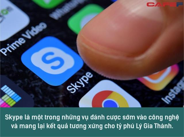 8 khoản đầu tư thần thánh giúp Lý Gia Thành liên tục chiếm ngôi tỷ phú giàu nhất Hong Kong: Công nghệ là ưu tiên hàng đầu - Ảnh 3.