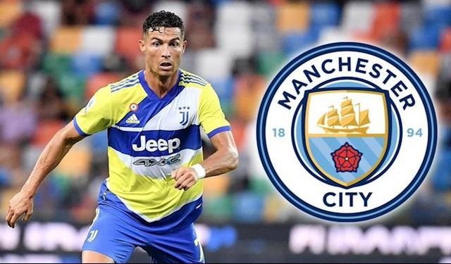 Cristiano Ronaldo đồng ý rời Juventus tới Man City, chấp nhận giảm nửa lưởng trong 2 năm tới và quay lưng với đội bóng cũ? - Ảnh 1.