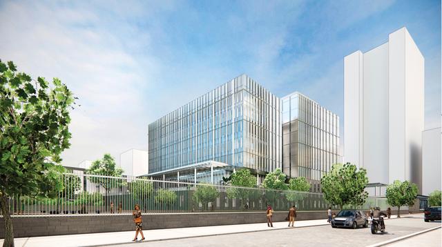Mỹ sắp xây Đại sứ quán 1,2 tỷ USD, lấy cảm hứng từ Vịnh Hạ Long và vẻ đẹp của Hà Nội: Bên trong có gì? - Ảnh 2.