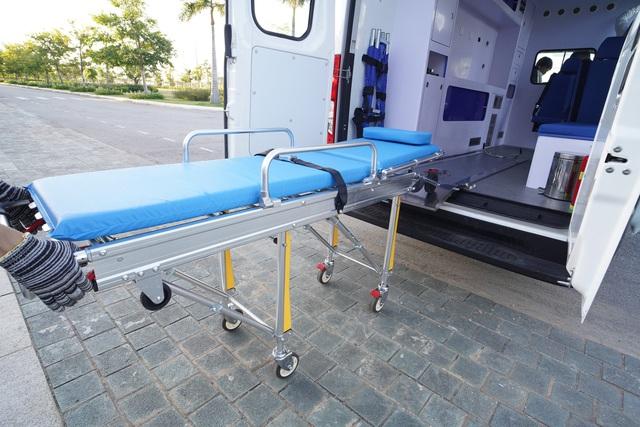 Tỷ phú Việt muốn tặng TP.HCM 30 xe cứu thương, 25 xe tiêm vắc xin, 500.000 bộ kit test Covid - Ảnh 4.