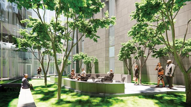 Mỹ sắp xây Đại sứ quán 1,2 tỷ USD, lấy cảm hứng từ Vịnh Hạ Long và vẻ đẹp của Hà Nội: Bên trong có gì? - Ảnh 4.