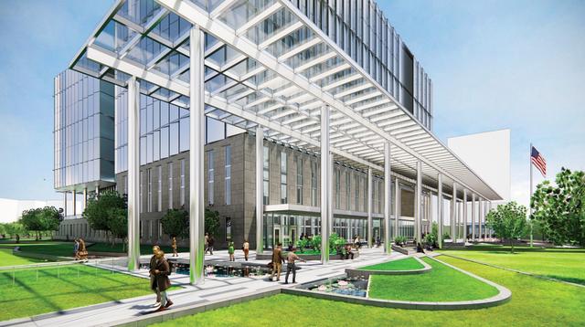 Mỹ sắp xây Đại sứ quán 1,2 tỷ USD, lấy cảm hứng từ Vịnh Hạ Long và vẻ đẹp của Hà Nội: Bên trong có gì? - Ảnh 6.