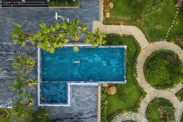 Vì đam mê và thích tụ tập, người phụ nữ này mua 6000m2 đất ở Ba Vì xây cả một resort mini sang chảnh để tận hưởng cuộc sống nghỉ dưỡng cho gia đình - Ảnh 7.
