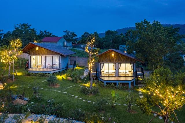 Vì đam mê và thích tụ tập, người phụ nữ này mua 6000m2 đất ở Ba Vì xây cả một resort mini sang chảnh để tận hưởng cuộc sống nghỉ dưỡng cho gia đình - Ảnh 5.